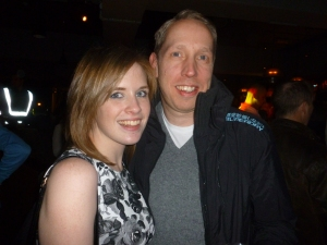 Jess and Partner Number 2 Gary!
