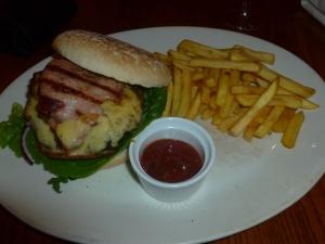 The Village Burger